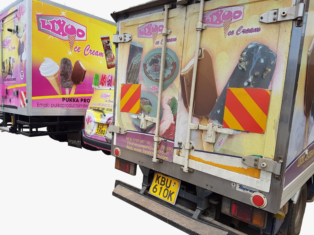 Lixoo Ice Cream | Ice Cream Company in (Nairobi) Kenya
